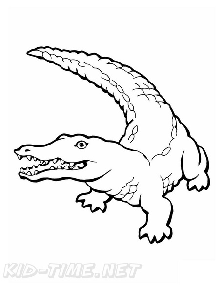 image regarding Alligator Printable called Alligator Coloring E book Website page Free of charge Coloring E book Webpages